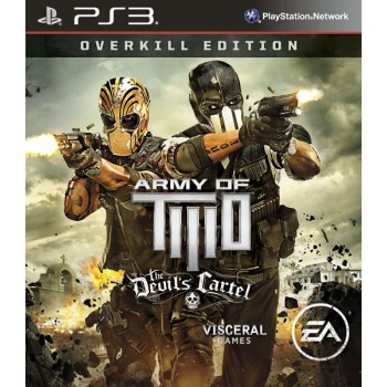 Army of Two: The Devil's Cartel (Playstation 3)