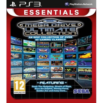 Sega Mega Drive Ultimate Collection  (Playstation 3)