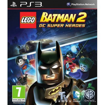LEGO Batman 2: DC Super Heroes (Playstation 3)