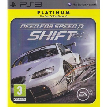 Need for Speed: Shift (Playstation 3)