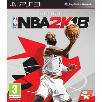NBA 2K18 (Playstation 3)