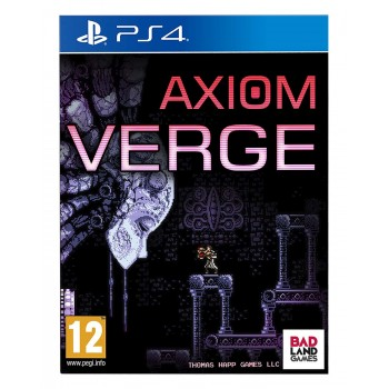 Axiom Verge (Playstation 4)
