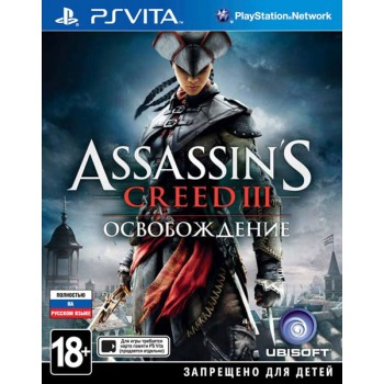 Assassin's Creed 3 Liberation (PS Vita)