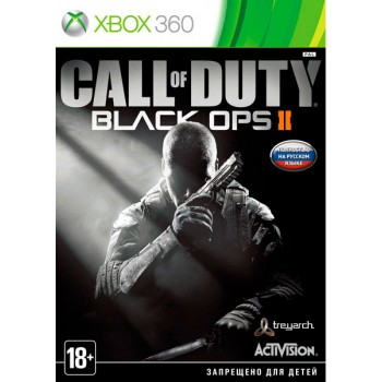 Call of Duty: Black Ops 2 [II] (XBOX 360)