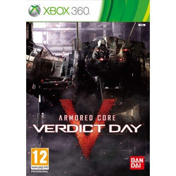 Armored Core Verdict Day (XBOX 360)