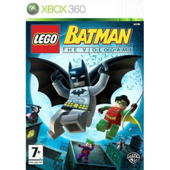LEGO Batman: The Videogame (XBOX 360)