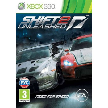 Need for Speed: Shift 2 Unleashed (XBOX 360)