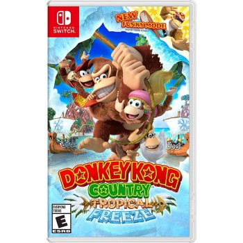 Donkey Kong: Tropical Freeze (Nintendo Switch)