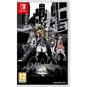 The World Ends With You: Final Remix (Nintendo Switch)